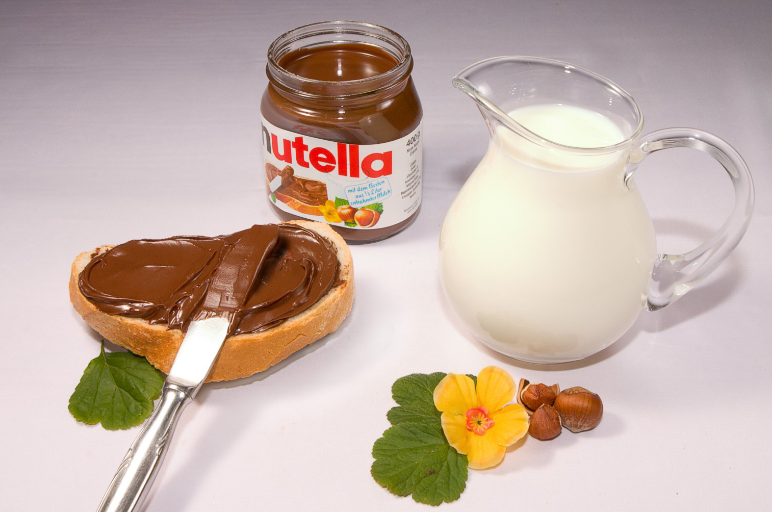 "Was leckeres – ""Nutella"" selbst gemacht"