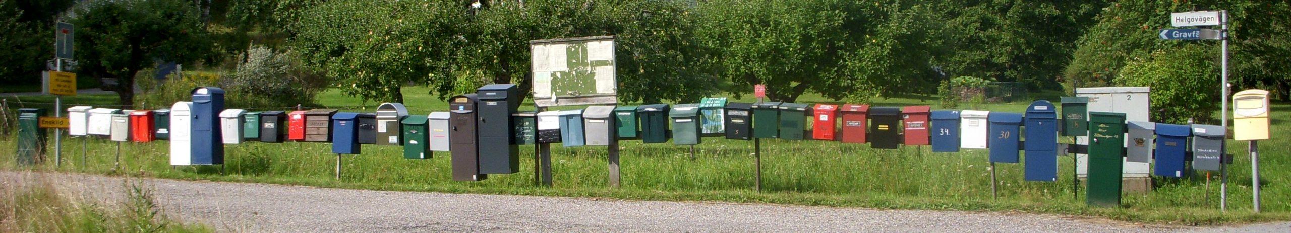Informationsschreiben der Gemeindeleitung – Wurfsendung für alle Gemeindemitglieder