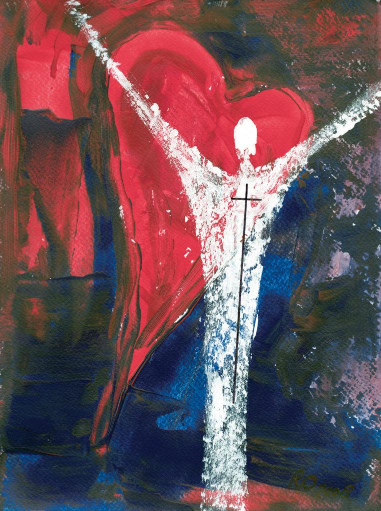 Gedicht: Die Engel – Es müssen nicht Männer mit Flügeln sein