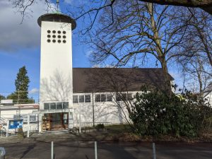 Auferstehungskirche Köln-Ostheim