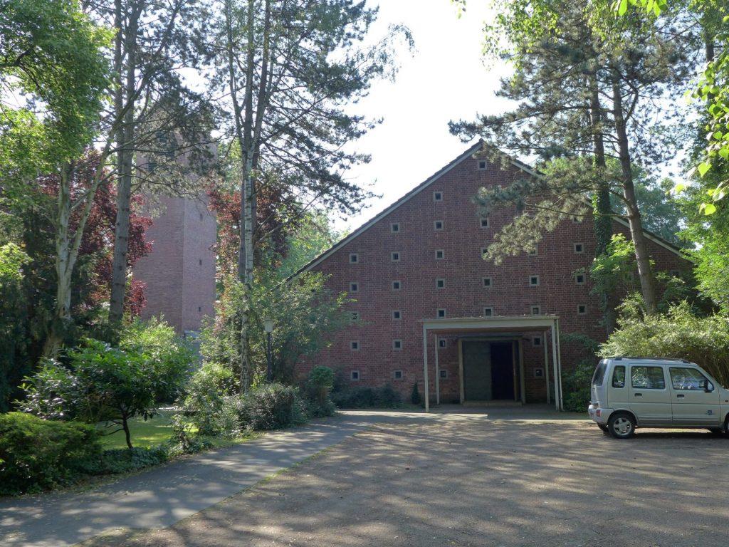 Die Versöhnungskirche in Rath-Heumar