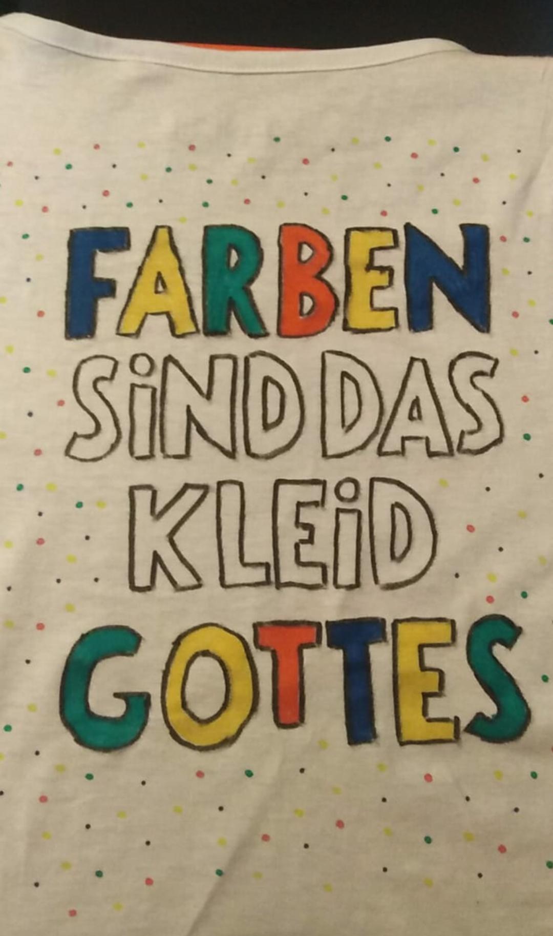 Rückblick Kinderbibeltag am 12.06.2021 in Ostheim